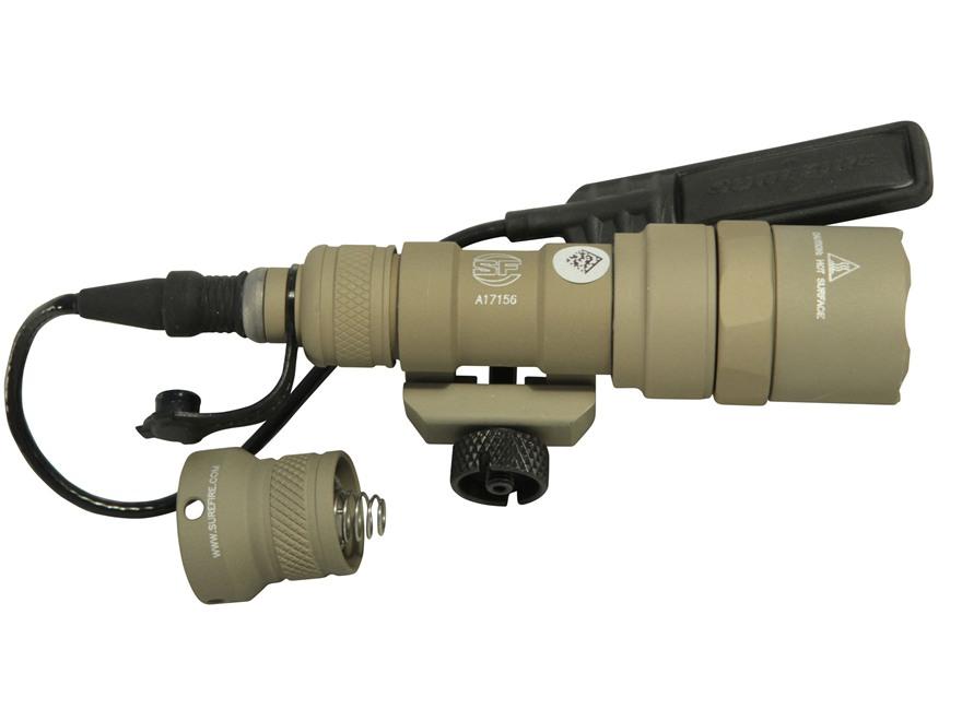 Surefire M300B Scout Light Weaponlight LED Bulb Aluminum