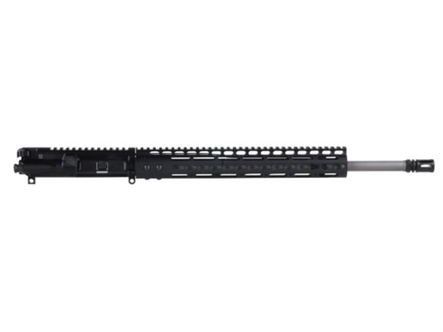 "Noveske AR-15 Rogue Hunter A3 Flat-Top Upper Assembly 5.56x45mm NATO 1 in 7"" Twist 18"" Barrel Stainless Steel with NSR-13.5 Free Float Handguard, Flash Hider"