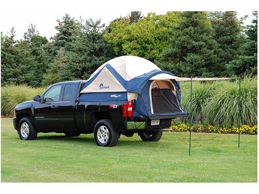 Napier Outdoors Backroadz Truck Tent Compact Regular Box ...  |Box Truck Tent
