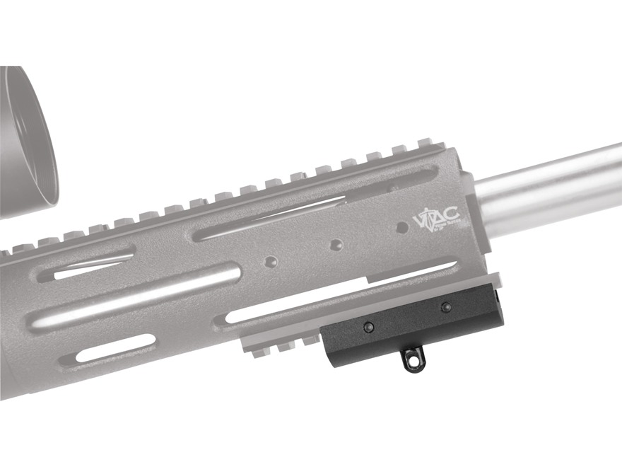 Caldwell Bipod Adaptor for Picatinny Rail Anodized Aluminum