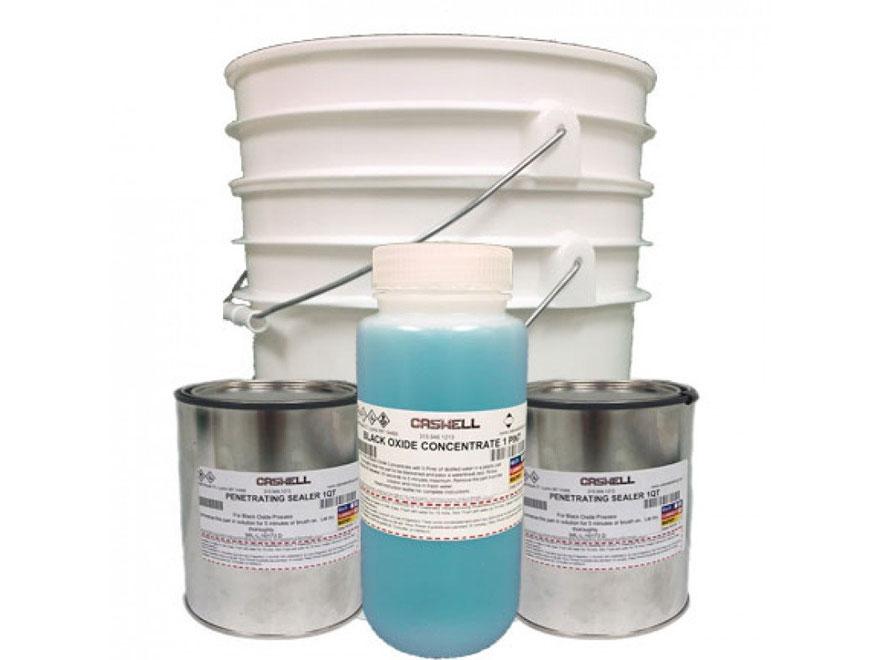 Caswell Black Oxide Kit 1.25 Gallon