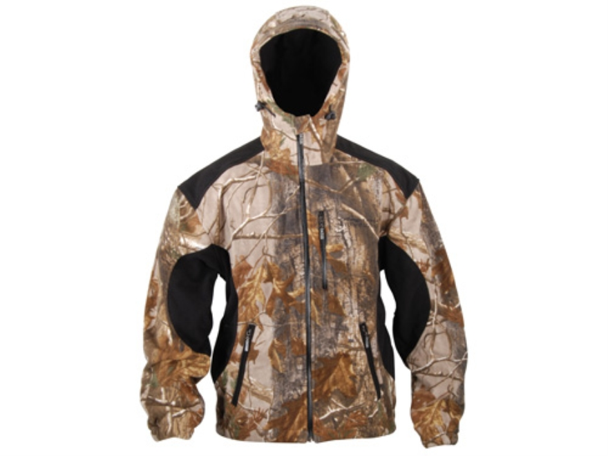 Stormkloth II Mens SKII Fleece Jacket Long Sleeve Polyester