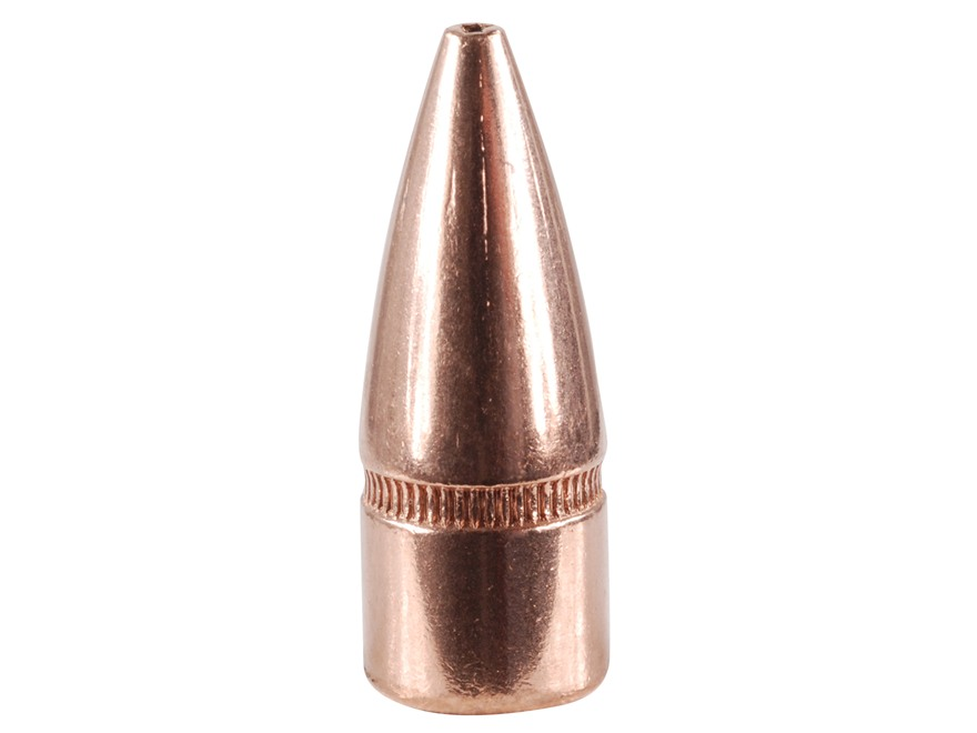 Hornady Bullets 8mm (323 Diameter) 125 Grain Hollow Point Box of 100