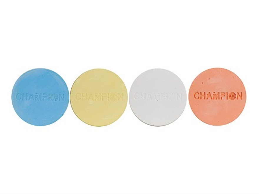 Champion VisiChalk Target Multi-Color Case of 48