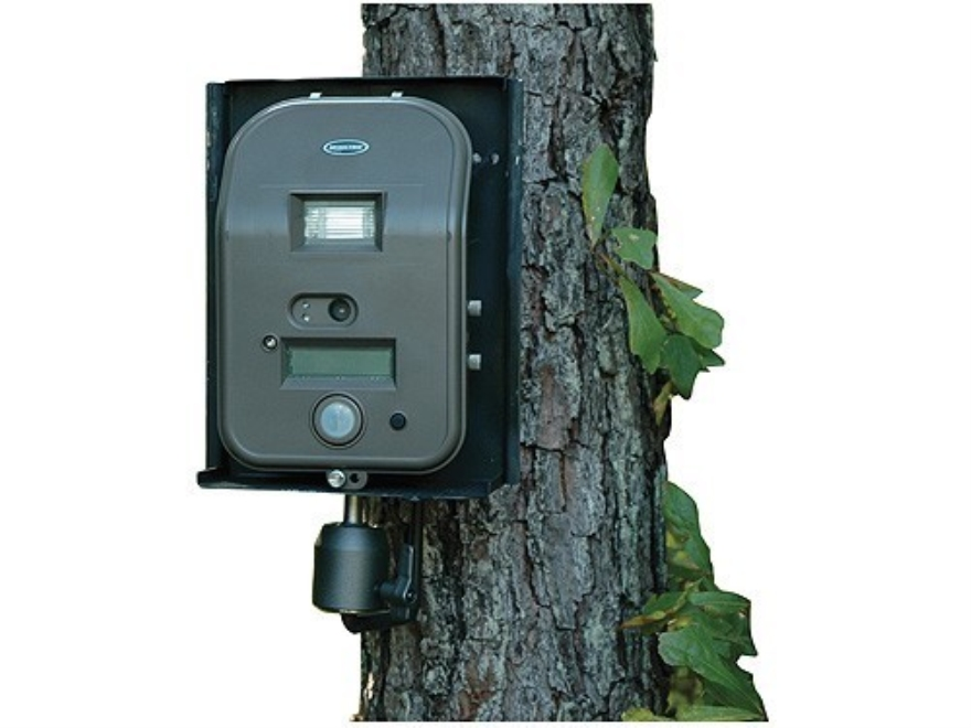 Moultrie Game Camera Tree Mount Steel Black