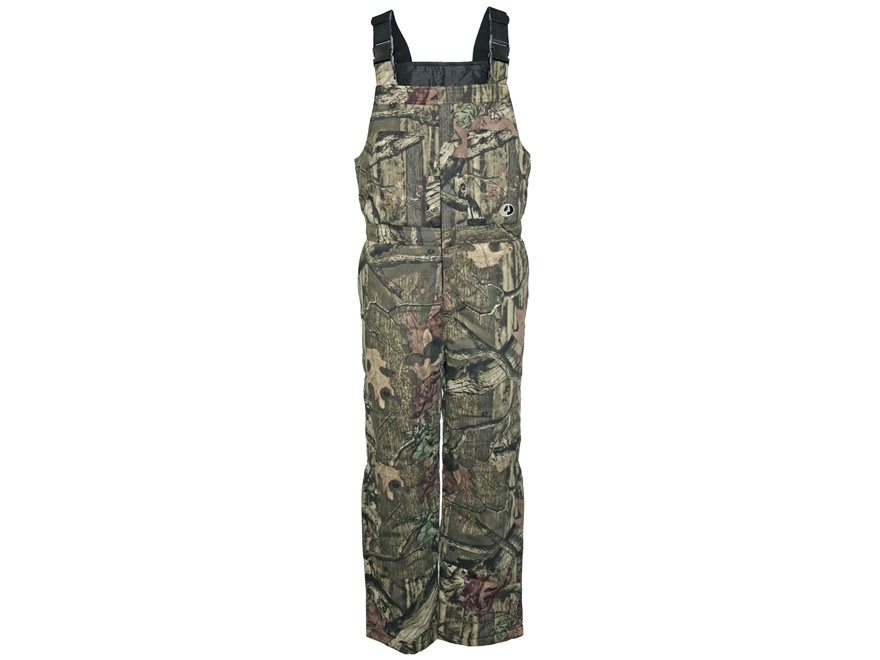 Mossy Oak Apparel Men's Insulated Bibs
