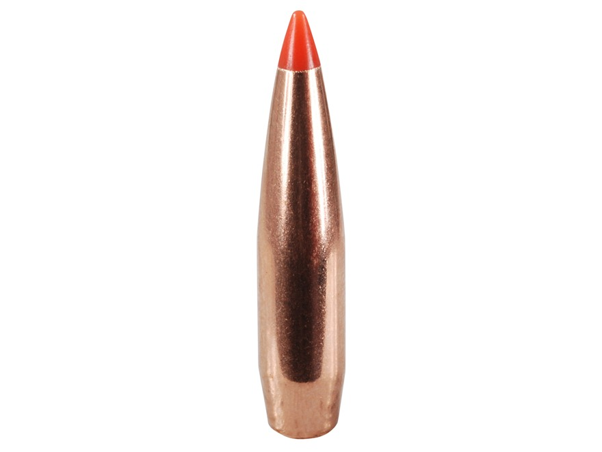 Hornady A-Max Bullets 22 Caliber (224 Diameter) 75 Grain Boat Tail Box of 100