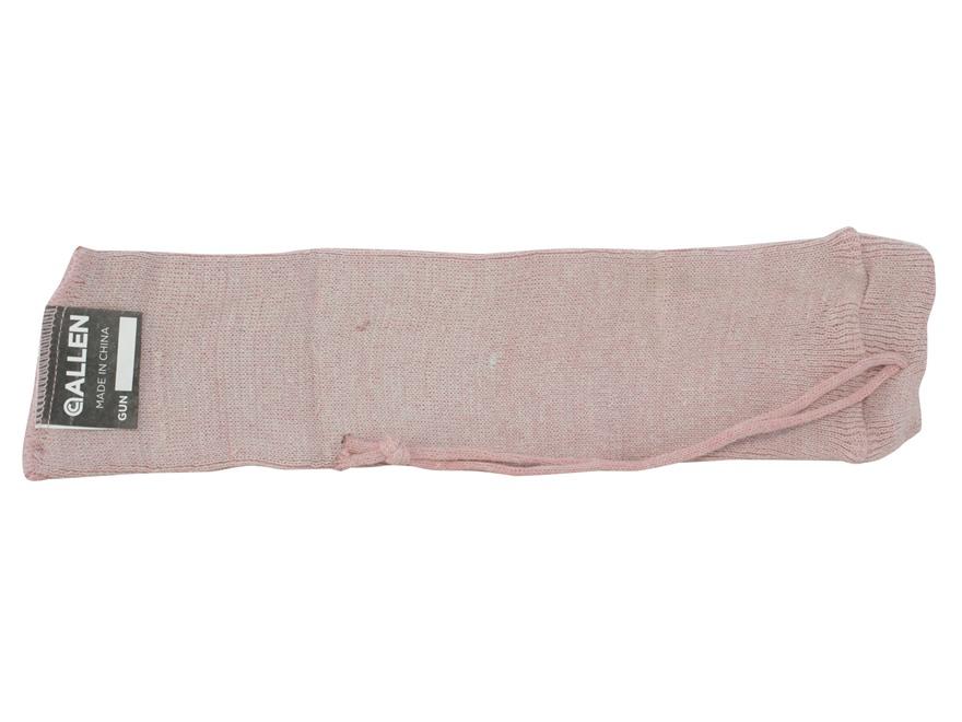 "Allen Pistol Gun Sock Silicone-Treated Polyester 14"" Pink"