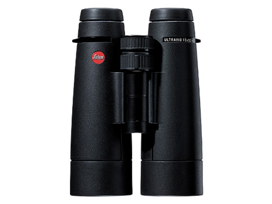 Leica Ultravid HD Binocular 10x 50mm Roof Prism Rubber Armored Black