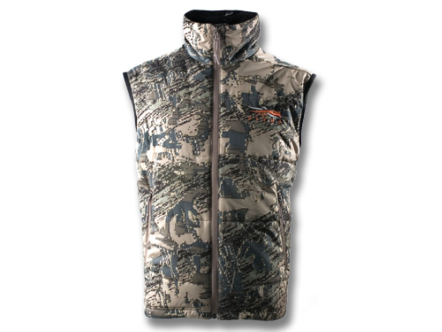 Sitka Gear Men's Kelvin Insulated Vest Polyester