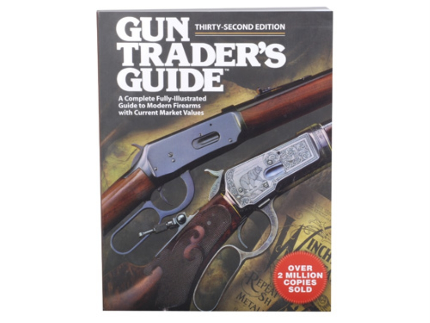 """Gun Trader's Guide 33rd Edition"" Book By Todd Woodard"