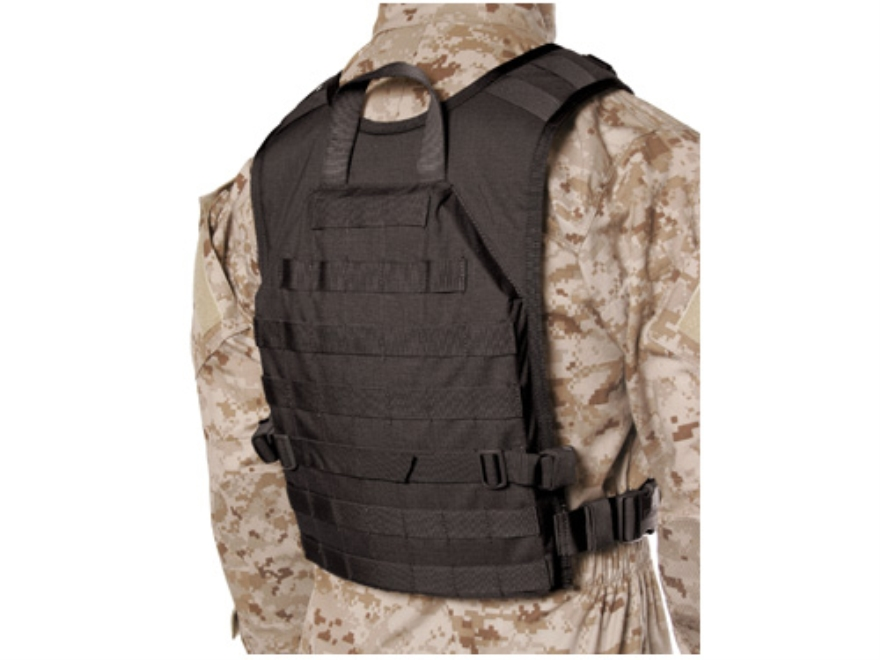 Blackhawk S.T.R.I.K.E. Lightweight Commando Recon Back Panel Nylon Ripstop