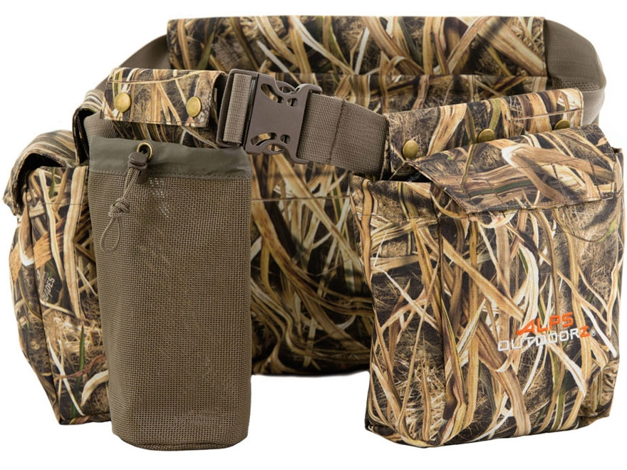 ALPS Outdoorz Dove Belt Nylon Mossy Oak Shadow Grass Blades Camo