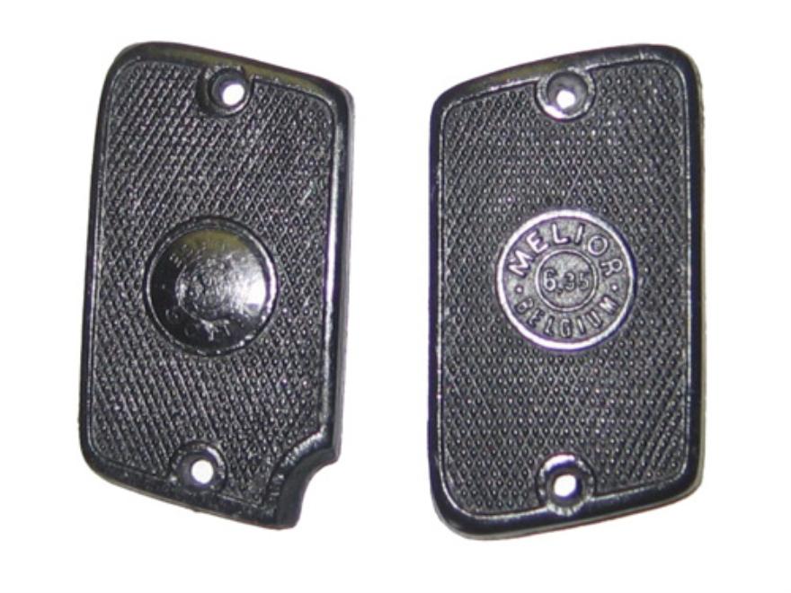 Vintage Gun Grips Melior Very Early-Style 25 ACP Polymer Black