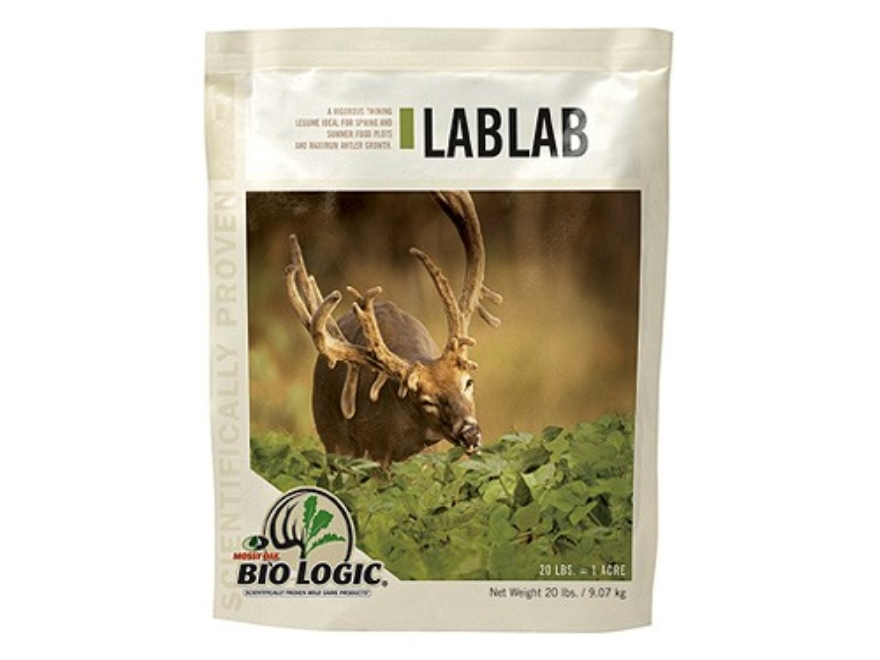 BioLogic LabLab Annual Food Plot Seed 20 lb