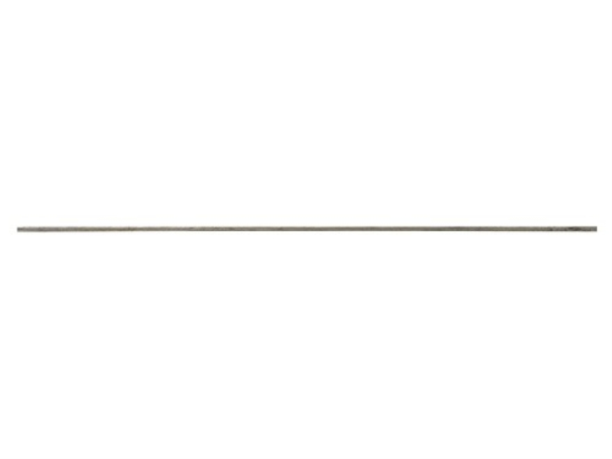 """Baker Aluminum Round Rod 1/4"""" Diameter 18"""" Length"""
