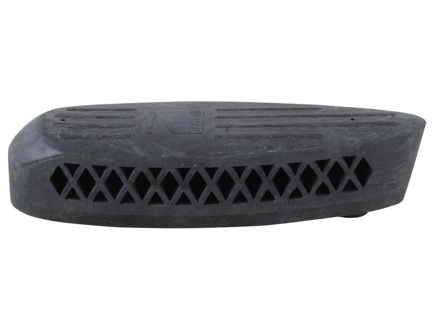 Benelli Recoil Pad M1 12 Gauge For Wood Stocks Black