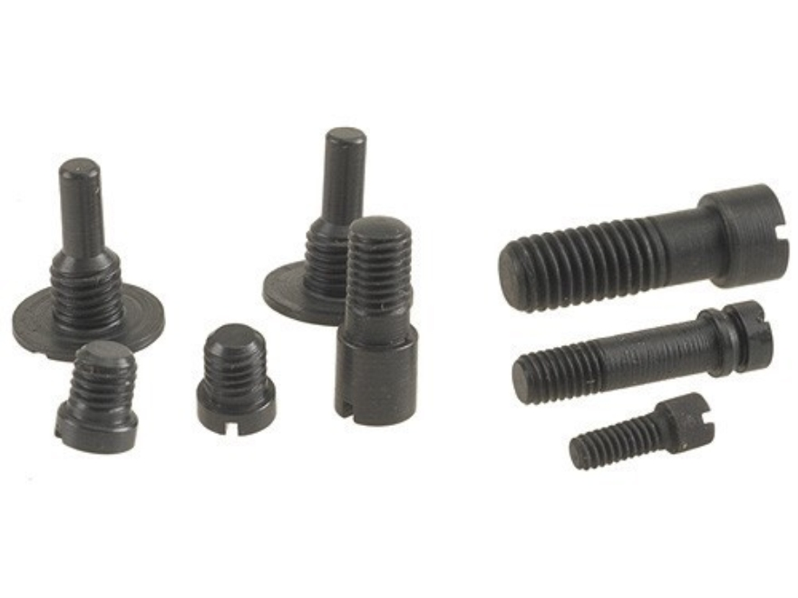 Galazan Replacement Receiver Screw Kit Winchester Model 12 Action Screws Blue Package of 8