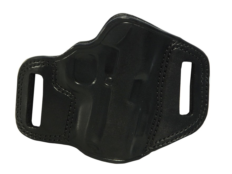 Galco Combat Master Belt Holster Right Hand 1911 Officer Leather