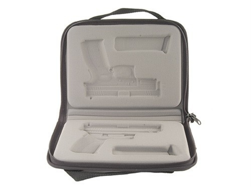 "Springfield Armory XD Gear XD Service 4"" (Except 45 ACP) Pistol Case Black"