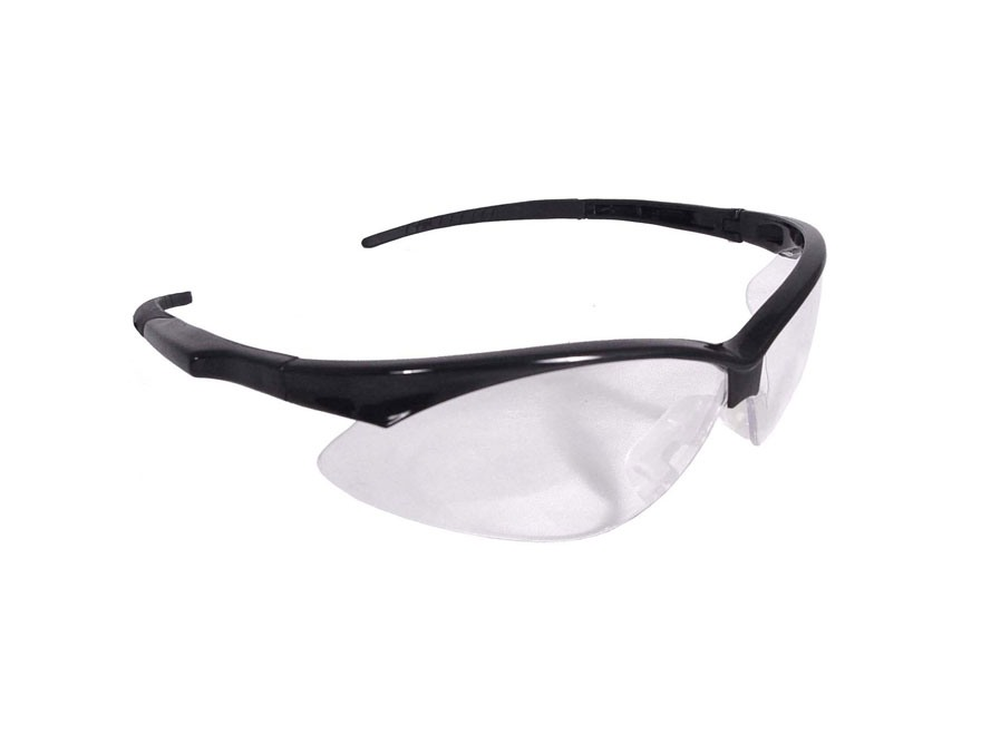 Radians Outback Anti Fog Shooting Glasses Clear Lens