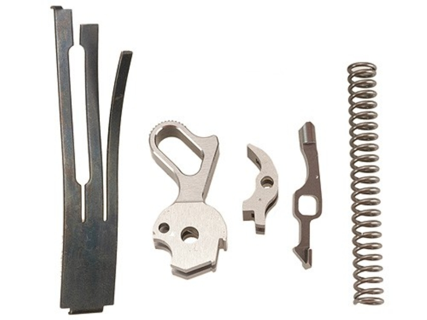 Cylinder & Slide Tactical 2 Match Trigger Pull 5-Piece Set 1911 Government, Commander 4 lb