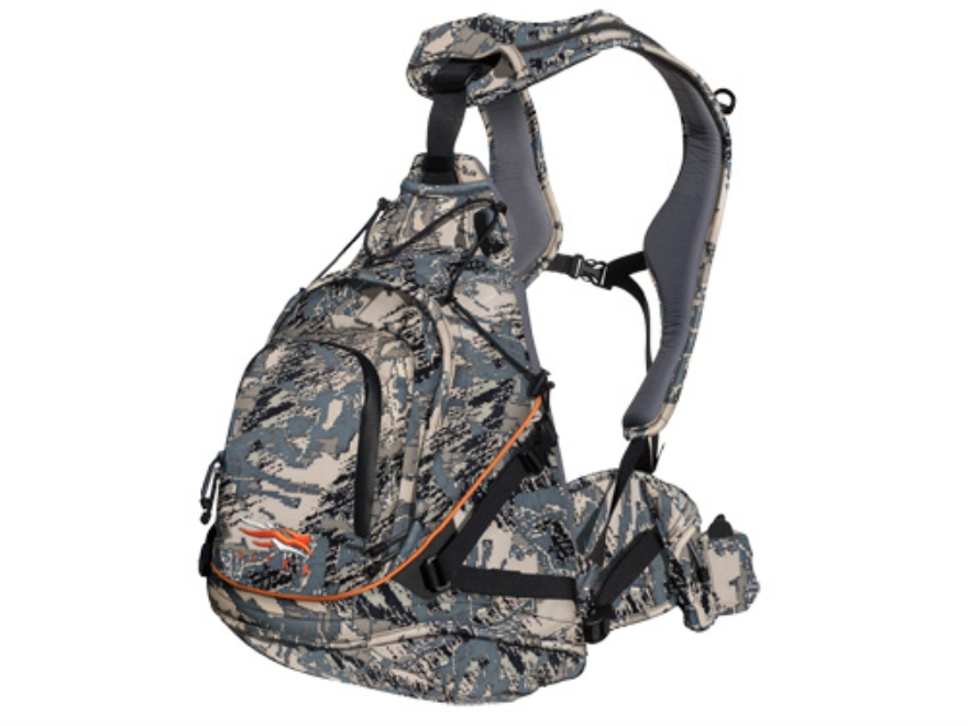 Sitka Gear Ascent 14 Backpack Polyester Gore Optifade Open Country Camo