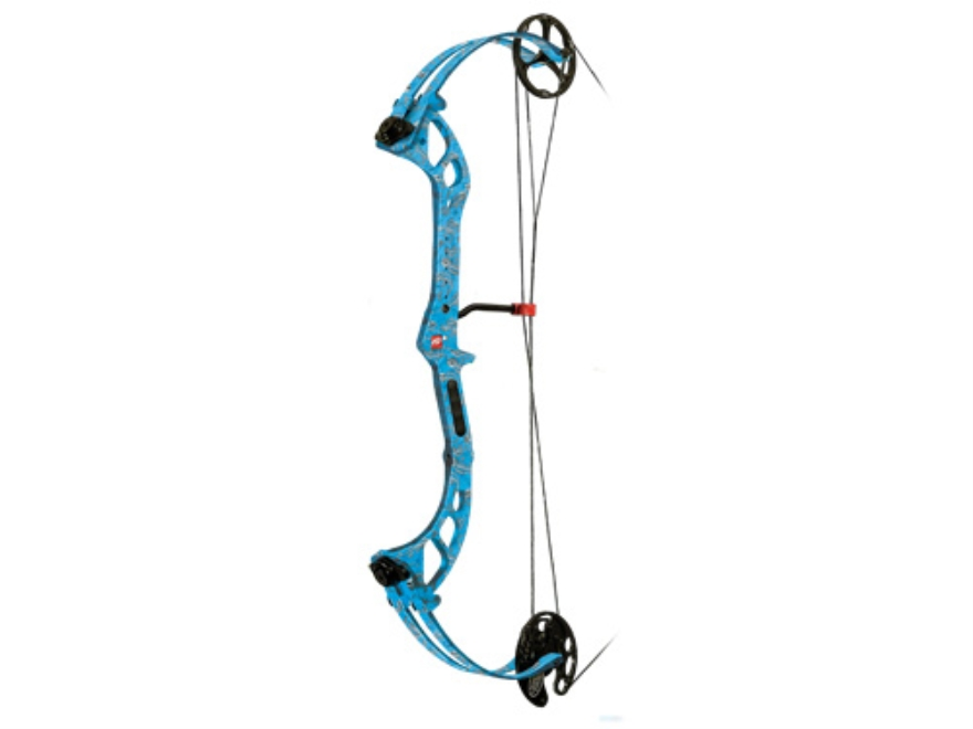 "PSE Wave Bowfishing Compound Bow Package Right Hand 20-40 lb. Up to 30"" Draw Length Reaper H2O Camo"