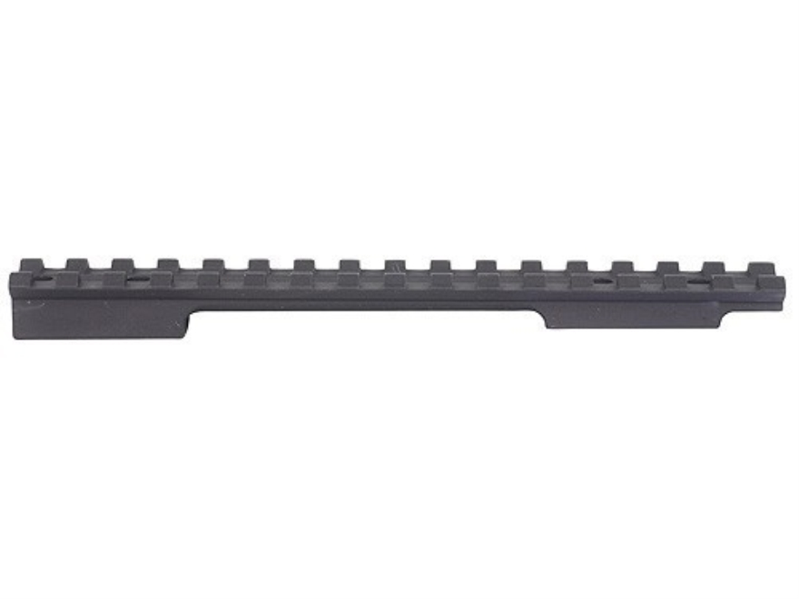 EGW 1-Piece Picatinny-Style 20 MOA Elevated Base Savage 10 Through 16 Flat Rear Short Action Matte