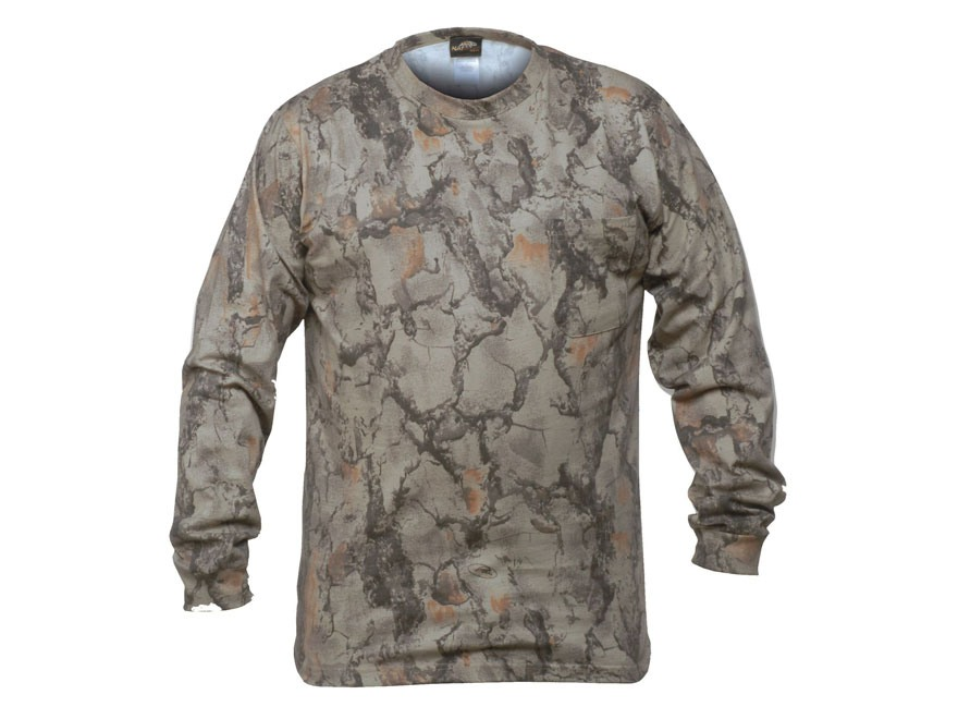 Natural Gear Long Sleeve T-Shirt