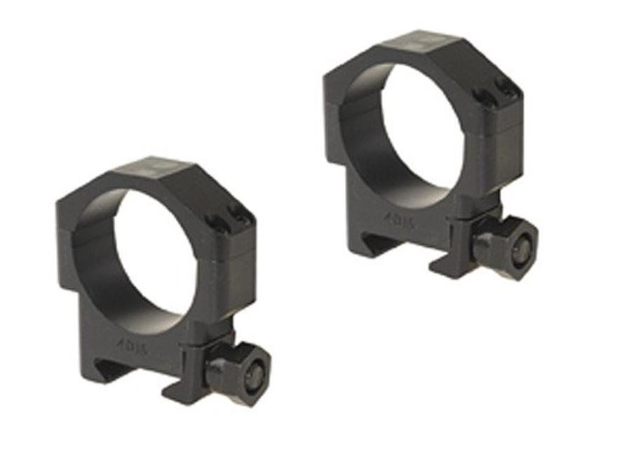 Badger Ordnance Picatinny-Style 34mm Maximized Rings Matte