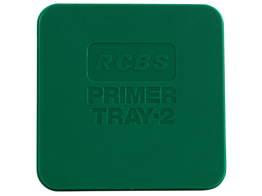 RCBS Primer Turning Tray