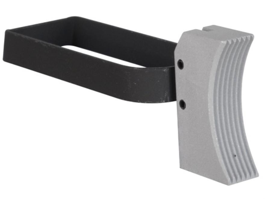 Swenson Short Trigger 1911 Aluminum Silver