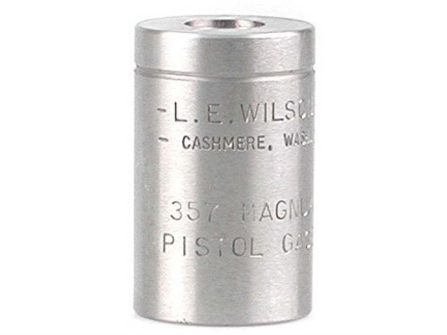 L.E. Wilson Max Cartridge Gage 357 Magnum