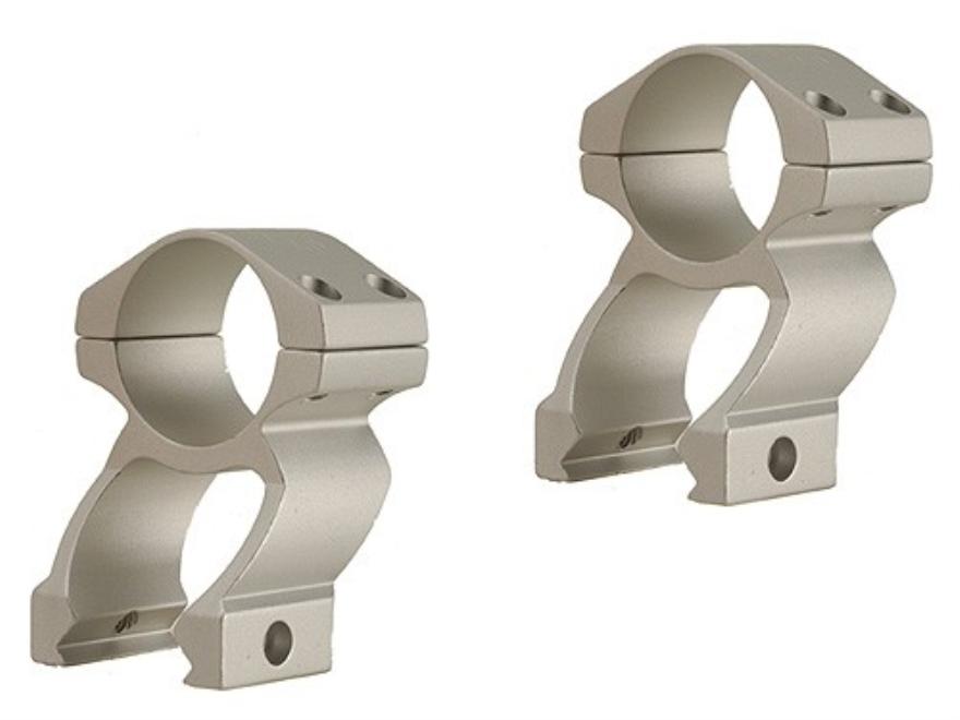 "Ironsighter 1"" See-Thru Weaver-Style Rings"