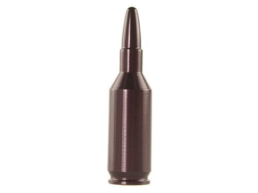 A-ZOOM Action Proving Dummy Round, Snap Cap 25 Winchester Super Short Magnum (WSSM) Alu...