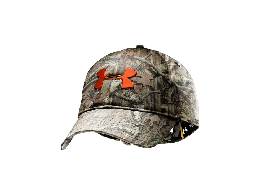 Under Armour Make It Rain Adjustable Cap Polyester Mossy Oak Break-Up Infinity Camo