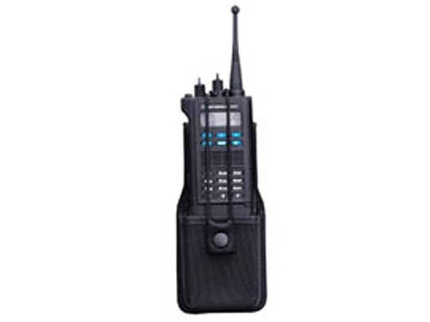 Bianchi 7324 Universal Radio Holder Compact Motorola and Similar Models Nylon Black