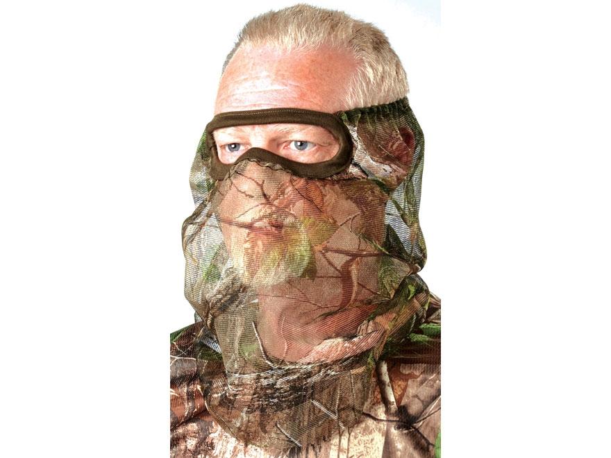 Hunter's Specialties Flex Form 2 Mesh 3/4 Face Mask Polyester