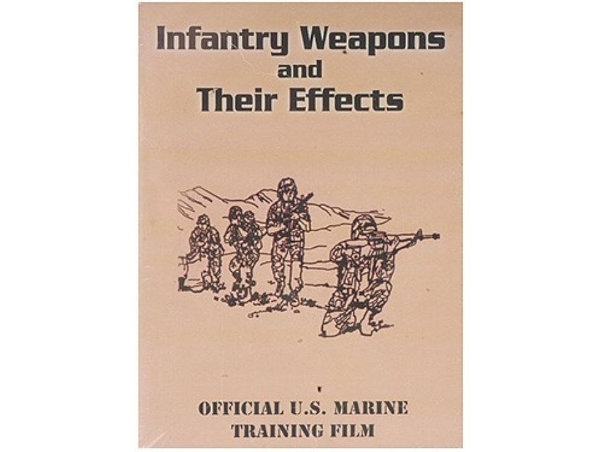 "Gun Video ""Infantry Weapons and Their Effects"" DVD"