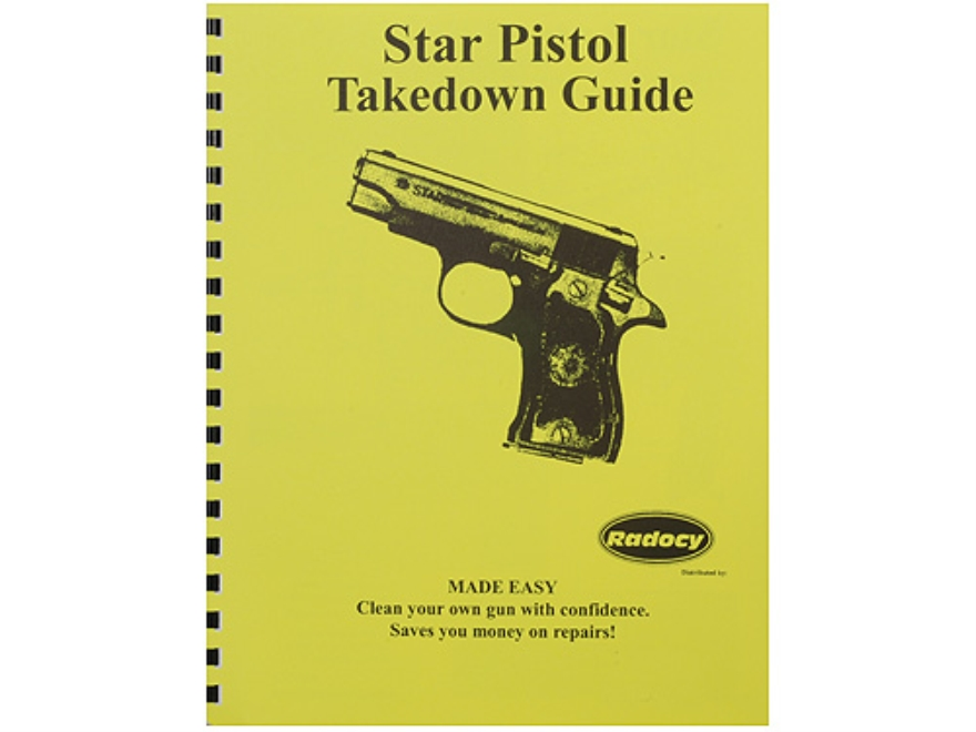 "Radocy Takedown Guide ""Star Pistol"""