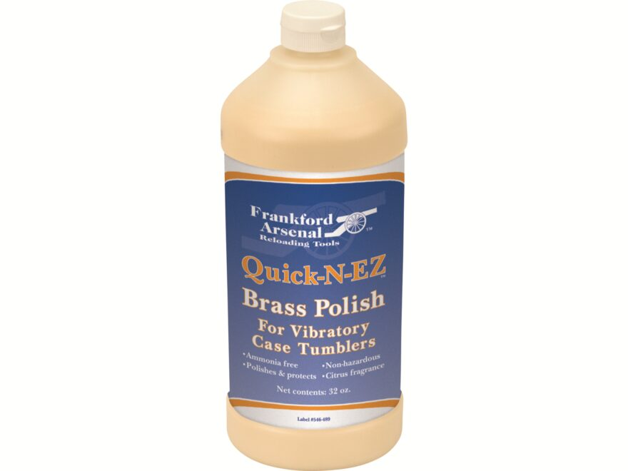 Frankford Arsenal Brass Case Polish