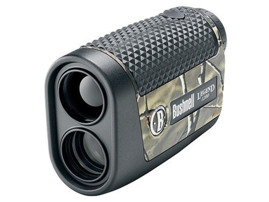 Bushnell Legend 1200 ARC Laser Rangefinder 6x Realtree AP Camo