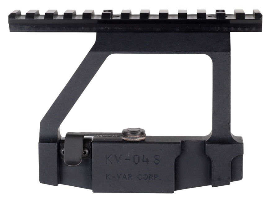 Arsenal, Inc. Optimized Picatinny-Style Scope Mount AK-47, AK-74 Side Rail Matte