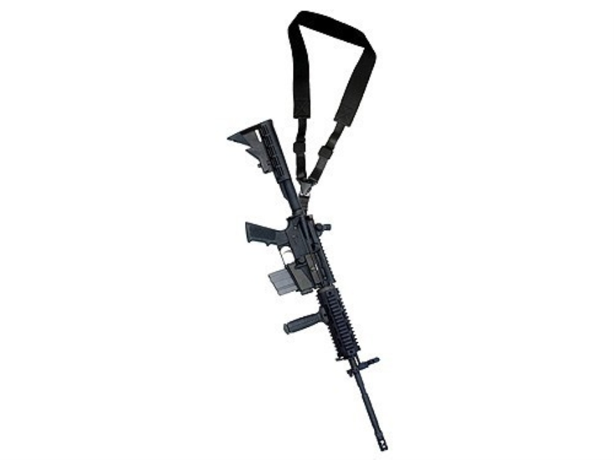 The MAX-Ops Gear A-TAC Tactical Single Point Sling Nylon Black