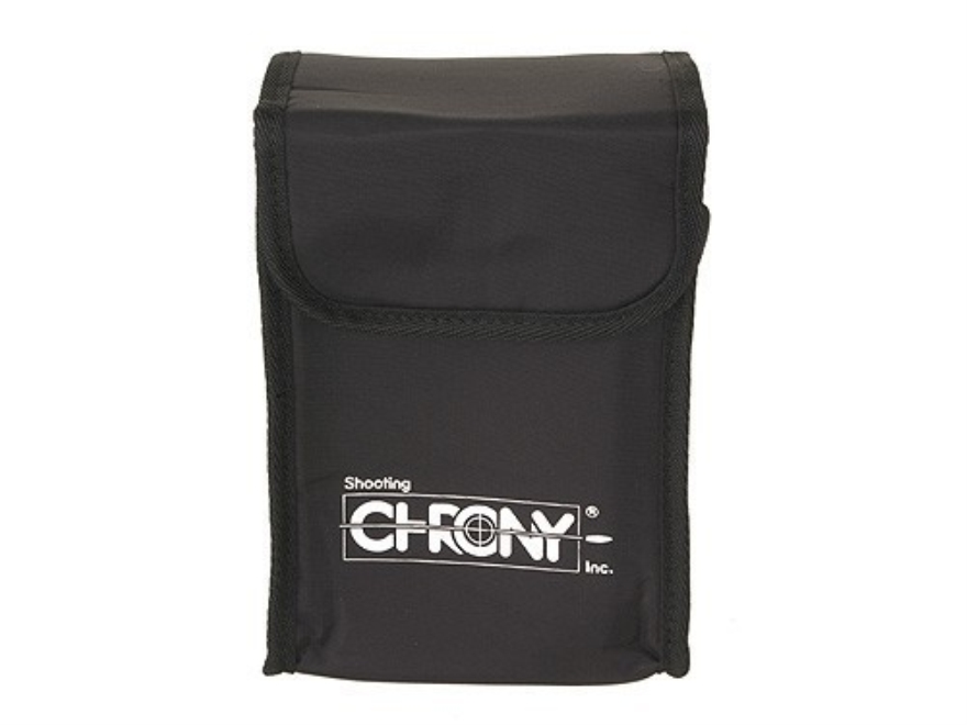 Shooting Chrony Carrying Case for Chrony Chronograph and Ballistic Printer