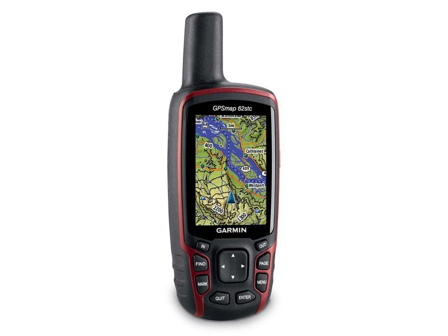 Garmin GPSMAP 62stc Handheld GPS Unit