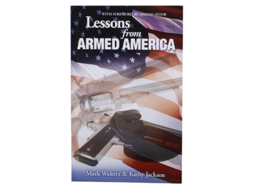 """Lessons from Armed America"" Book by Kathy Jackson"