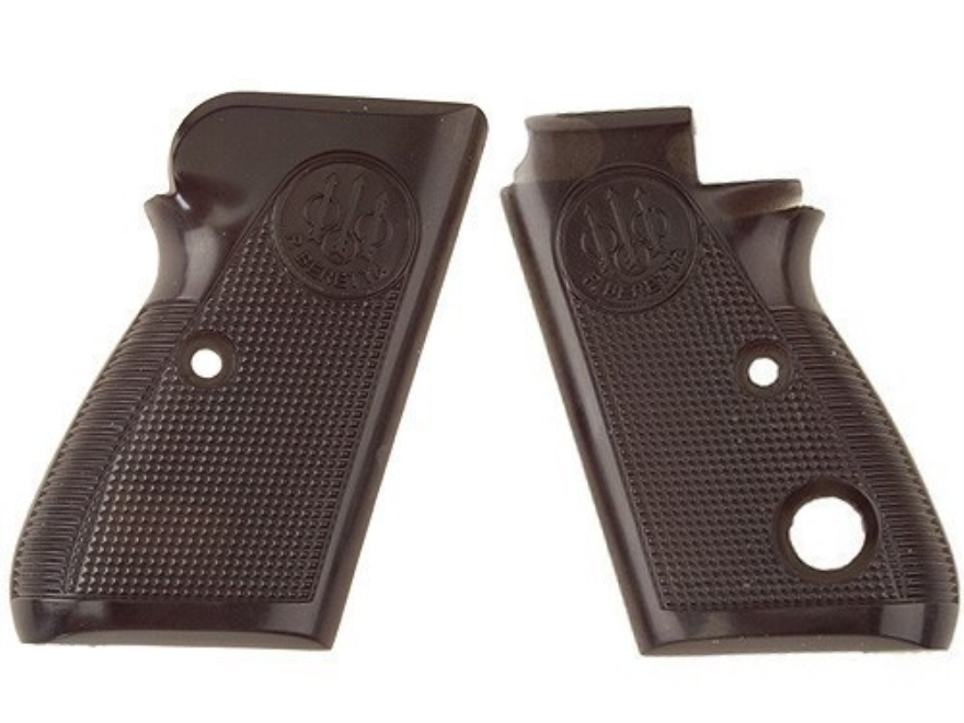 Vintage Gun Grips Beretta 70S without Thumbrest Polymer Black