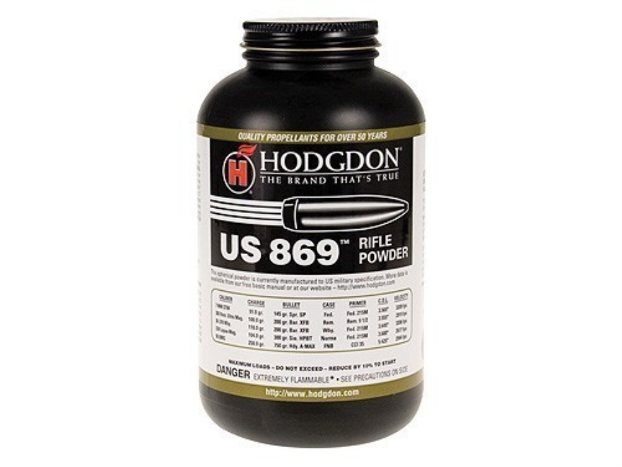 Hodgdon US 869 Smokeless Powder